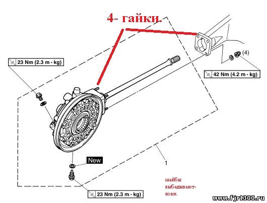 Landatrosta маятник демонтировать не надо